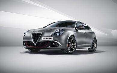 2017 Alfa Romeo Giulietta Veloce wallpaper thumbnail.