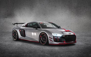 2017 Audi R8 LMS GT4 wallpaper thumbnail.