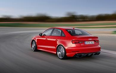 2017 Audi RS3 Sedan wallpaper thumbnail.