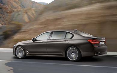 2017 BMW M760Li xDrive wallpaper thumbnail.