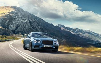 2017 Bentley Flying Spur W12 S wallpaper thumbnail.