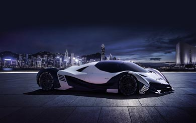 2017 Devel Sixteen Prototype wallpaper thumbnail.