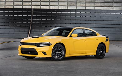 2017 Dodge Charger Daytona wallpaper thumbnail.