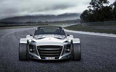 2017 Donkervoort D8 GTO-RS wallpaper thumbnail.