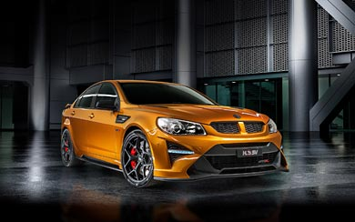 2017 Holden HSV GTSR wallpaper thumbnail.