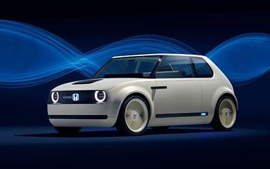 2017 Honda Urban EV Concept wallpaper thumbnail.