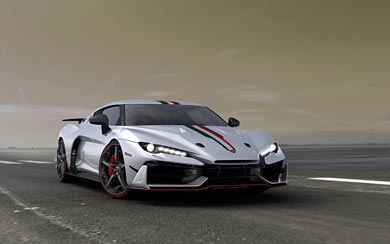 2017 Italdesign Zerouno wallpaper thumbnail.