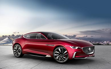 2017 MG E-Motion Concept wallpaper thumbnail.