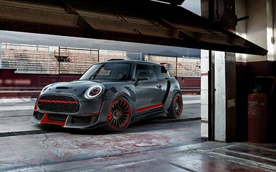 2017 Mini John Cooper Works GP Concept wallpaper thumbnail.