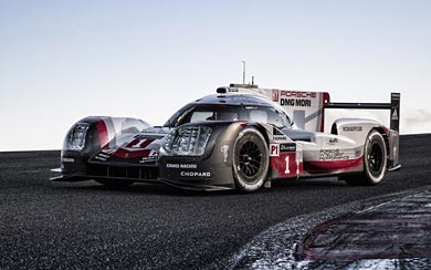 2017 Porsche 919 Hybrid wallpaper thumbnail.