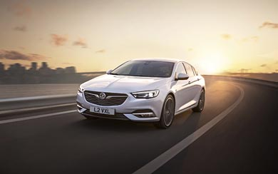 2017 Vauxhall Insignia Grand Sport wallpaper thumbnail.