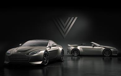 2018 Aston Martin V12 Vantage V600 wallpaper thumbnail.