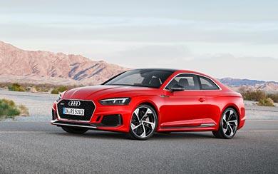 2018 Audi RS5 wallpaper thumbnail.