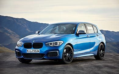 2018 BMW M140i wallpaper thumbnail.