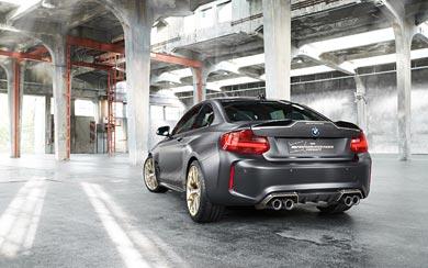 2018 BMW M2 M Performance Parts Concept wallpaper thumbnail.