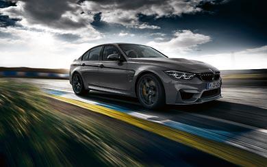 2018 BMW M3 CS wallpaper thumbnail.