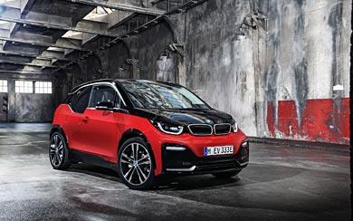 2018 BMW i3s wallpaper thumbnail.