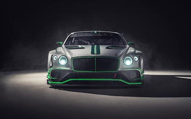 2018 Bentley Continental GT3 wallpaper thumbnail.