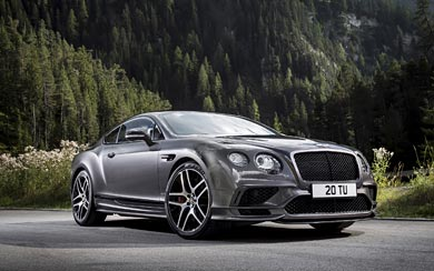 2018 Bentley Continental Supersports wallpaper thumbnail.