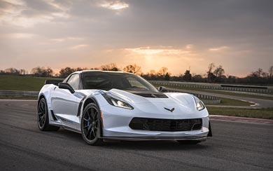 2018 Chevrolet Corvette Carbon 65 Edition wallpaper thumbnail.