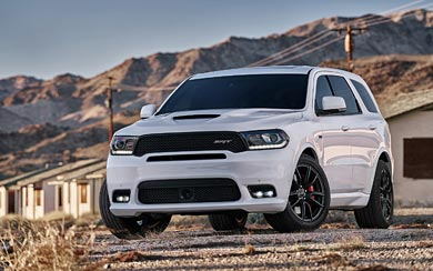 2018 Dodge Durango SRT wallpaper thumbnail.