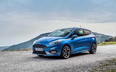 2018 Ford Fiesta ST wallpaper thumbnail.
