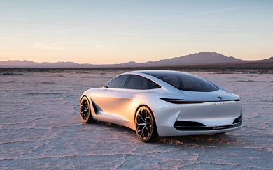 2018 Infiniti Q Inspiration Concept wallpaper thumbnail.
