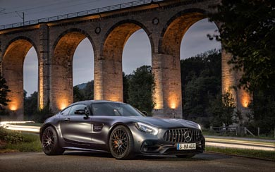 2018 Mercedes-AMG GT C Edition 50 wallpaper thumbnail.
