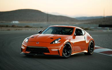 2018 Nissan 370Z Project Clubsport 23 wallpaper thumbnail.
