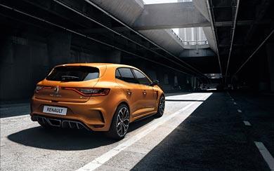 2018 Renault Megane RS wallpaper thumbnail.