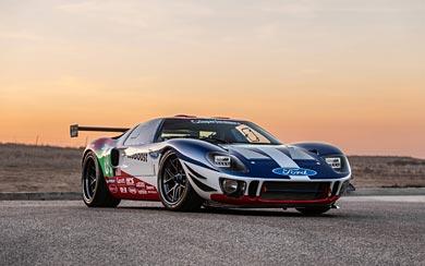 2018 Superformance Future GT40 wallpaper thumbnail.