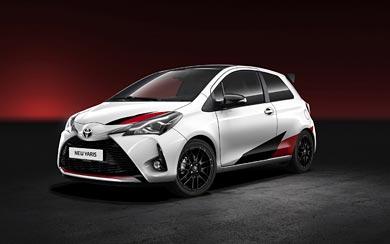 2018 Toyota Yaris GRMN wallpaper thumbnail.