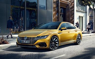 2018 Volkswagen Arteon R-Line wallpaper thumbnail.