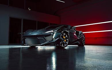 2018 W Motors Fenyr Supersport wallpaper thumbnail.