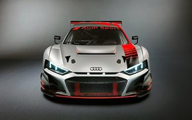 2019 Audi R8 LMS GT3 wallpaper thumbnail.