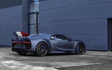 2019 Bugatti Chiron Sport '110 ans Bugatti' wallpaper thumbnail.