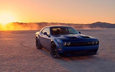 2019 Dodge Challenger SRT Hellcat wallpaper thumbnail.