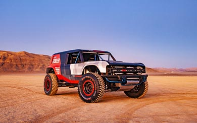 2019 Ford Bronco R Concept wallpaper thumbnail.