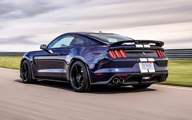 2019 Ford Shelby Mustang GT350 wallpaper thumbnail.