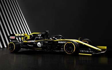 2019 Renault RS19 wallpaper thumbnail.