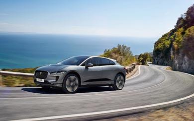 2019 Jaguar I-Pace wallpaper thumbnail.