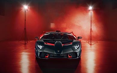 2019 Lamborghini SC18 wallpaper thumbnail.