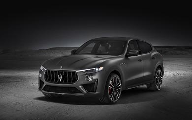 2019 Maserati Levante Trofeo wallpaper thumbnail.