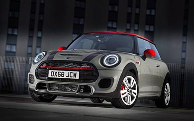 2019 Mini John Cooper Works wallpaper thumbnail.
