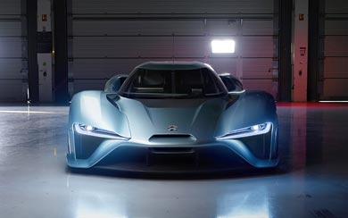 2019 NIO EP9 wallpaper thumbnail.