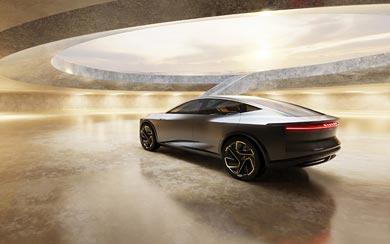 2019 Nissan IMs Concept wallpaper thumbnail.