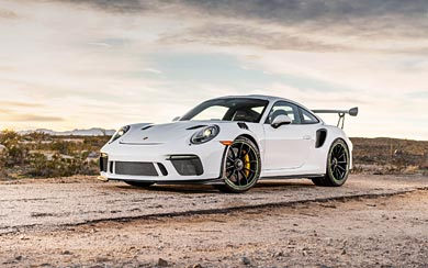 2019 Porsche 911 GT3 RS wallpaper thumbnail.