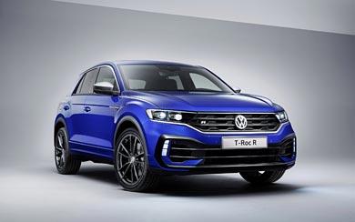 2019 Volkswagen T-Roc R wallpaper thumbnail.