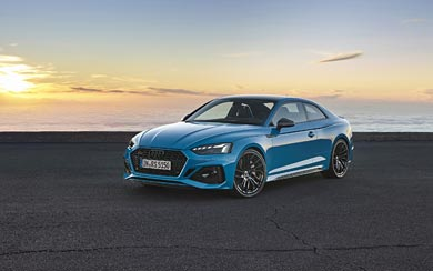 2020 Audi RS5 Coupe wallpaper thumbnail.