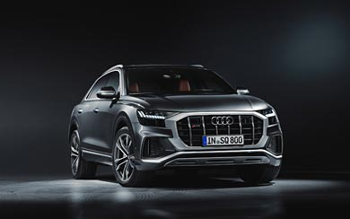 2020 Audi SQ8 wallpaper thumbnail.